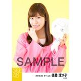 SKE48 2016年6月度 個別生写真「レインウェア」5枚セット 後藤理沙子