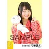SKE48 2016年6月度 個別生写真「レインウェア」5枚セット 和田愛菜
