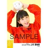 SKE48 2016年6月度 個別生写真「レインウェア」5枚セット 上村亜柚香