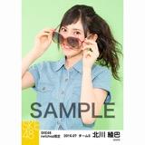 SKE48 2016年7月度 net shop限定個別生写真「マリンスタイル」5枚セット 北川綾巴
