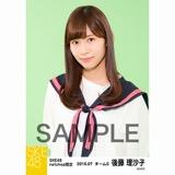 SKE48 2016年7月度 net shop限定個別生写真「マリンスタイル」5枚セット 後藤理沙子