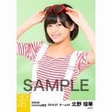 SKE48 2016年7月度 net shop限定個別生写真「マリンスタイル」5枚セット 北野瑠華