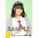 SKE48 2016年7月度 net shop限定個別生写真「マリンスタイル」5枚セット 市野成美