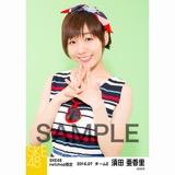 SKE48 2016年7月度 net shop限定個別生写真「マリンスタイル」5枚セット 須田亜香里