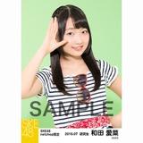 SKE48 2016年7月度 net shop限定個別生写真「マリンスタイル」5枚セット 和田愛菜