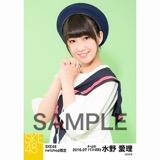 SKE48 2016年7月度 net shop限定個別生写真「マリンスタイル」5枚セット 水野愛理