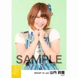 SKE48 2016年7月度 個別生写真「ドームストライプ」5枚セット 山内鈴蘭