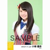 SKE48 2016年7月度 個別生写真「ドームストライプ」5枚セット 小畑優奈