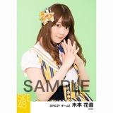 SKE48 2016年7月度 個別生写真「ドームストライプ」5枚セット 木本花音