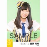 SKE48 2016年7月度 個別生写真「ドームストライプ」5枚セット 菅原茉椰