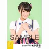 SKE48 2016年7月度 個別生写真「ドームストライプ」5枚セット 水野愛理