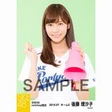 SKE48 2016年7月度 net shop限定個別生写真「ベースボール」5枚セット 後藤理沙子