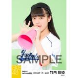 SKE48 2016年7月度 net shop限定個別生写真「ベースボール」5枚セット 竹内彩姫