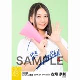 SKE48 2016年7月度 net shop限定個別生写真「ベースボール」5枚セット 古畑奈和