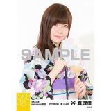 SKE48 2016年8月度 net shop限定個別生写真「浴衣」5枚セット 谷真理佳