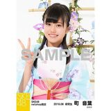SKE48 2016年8月度 net shop限定個別生写真「浴衣」5枚セット 町音葉