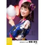 SKE48 2016年8月度 個別生写真「夏祭り」5枚セット 都築里佳