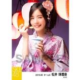 SKE48 2016年8月度 個別生写真「夏祭り」5枚セット 松井珠理奈