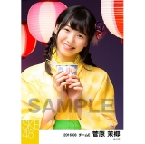 SKE48 2016年8月度 個別生写真「夏祭り」5枚セット 菅原茉椰