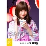 SKE48 2016年8月度 個別生写真「夏祭り」5枚セット 谷真理佳