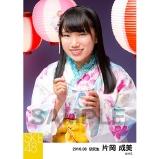 SKE48 2016年8月度 個別生写真「夏祭り」5枚セット 片岡成美
