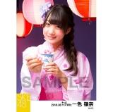 SKE48 2016年8月度 個別生写真「夏祭り」5枚セット 一色嶺奈