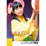 SKE48 2016年8月度 個別生写真「夏祭り」5枚セット 上村亜柚香