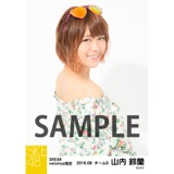 SKE48 2016年8月度 net shop限定個別生写真「サマーバケーション」5枚セット 山内鈴蘭