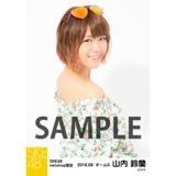 SKE48 2016年8月度 net shop限定個別生写真「サマーバケーション」5枚セット 山内鈴蘭