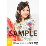 SKE48 2016年8月度 net shop限定個別生写真「サマーバケーション」5枚セット 山田樹奈
