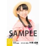 SKE48 2016年8月度 net shop限定個別生写真「サマーバケーション」5枚セット 片岡成美