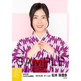 SKE48 2016年9月度 net shop限定個別生写真「大正ロマン」5枚セット 松井珠理奈