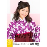SKE48 2016年9月度 net shop限定個別生写真「大正ロマン」5枚セット 山田樹奈