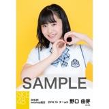SKE48 8周年記念 net shop限定個別ランダム生写真5枚セット 野口由芽