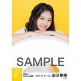 SKE48 8周年記念 net shop限定個別ランダム生写真5枚セット 山田樹奈