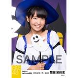 SKE48 2016年10月度 net shop限定個別生写真「ハロウィン」5枚セット 惣田紗莉渚