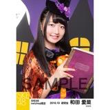 SKE48 2016年10月度 net shop限定個別生写真「ハロウィン」5枚セット 和田愛菜