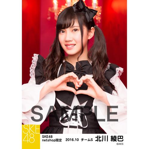 SKE48 2016年10月度 net shop限定個別生写真「ハロウィンII」5枚セット 北川綾巴