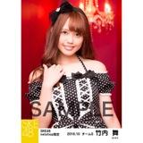 SKE48 2016年10月度 net shop限定個別生写真「ハロウィンII」5枚セット 竹内舞