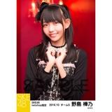 SKE48 2016年10月度 net shop限定個別生写真「ハロウィンII」5枚セット 野島樺乃