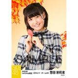 SKE48 2016年11月度 net shop限定個別生写真「秋の行楽」5枚セット 惣田紗莉渚