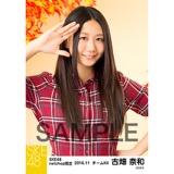 SKE48 2016年11月度 net shop限定個別生写真「秋の行楽」5枚セット 古畑奈和