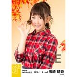 SKE48 2016年11月度 net shop限定個別生写真「秋の行楽」5枚セット 熊崎晴香