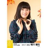 SKE48 2016年11月度 net shop限定個別生写真「秋の行楽」5枚セット 相川暖花