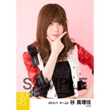SKE48 2016年11月度 個別生写真「春コンサート ブルゾン」5枚セット 谷真理佳