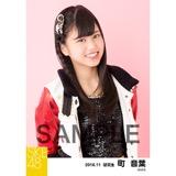 SKE48 2016年11月度 個別生写真「春コンサート ブルゾン」5枚セット 町音葉