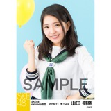 SKE48 2016年11月度 net shop限定個別生写真「学園祭」5枚セット 山田樹奈