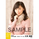 SKE48 2016年11月度 net shop限定個別ランダム生写真5枚セット 大矢真那