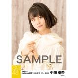 SKE48 2016年11月度 net shop限定個別ランダム生写真5枚セット 小畑優奈