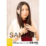 SKE48 2016年11月度 net shop限定個別ランダム生写真5枚セット 古畑奈和